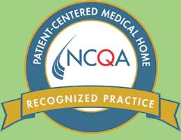 NCQA patient-centered medical home recognized practice